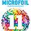 Thumbnail: Rainbow Confetti - 11 - Qualatex Small Foil Balloon