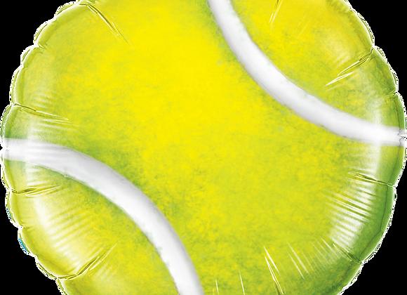 Tennis Ball  - Qualatex Small Foil Balloon