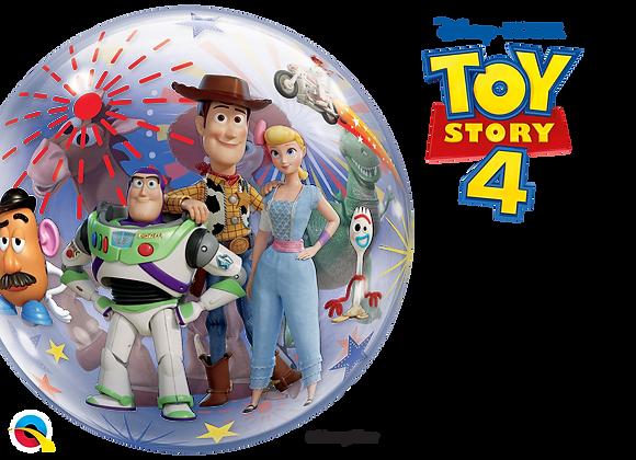 Toy Story 4  - Qualatex Bubble Balloon