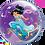 Thumbnail: Disney Princess Jasmine - Qualatex Bubble Balloon