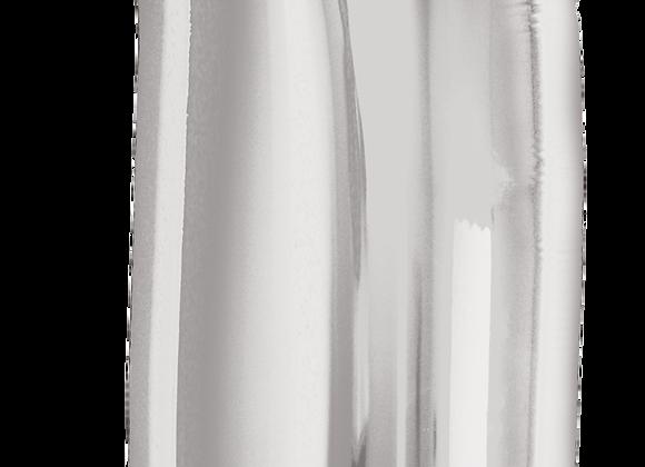 Silver - 1 - Qualatex Large Foil Balloon