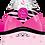 Thumbnail: Pink bottle of Champagne Bottle - Qualatex Large Foil Balloon