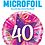 Thumbnail: Pink - 40 - Shining Star Hot Pink -  Qualatex Small Foil Balloon