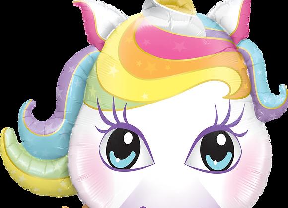 Unicorn - Qualatex Large Foil Balloon