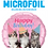Thumbnail: Happy Birthday - Kittens - Qualatex Small Foil Balloon