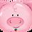 Thumbnail: Pig - Qualatex Large Foil Balloon