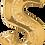 Thumbnail: Gold - 5 - Qualatex Large Foil Balloon