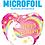 Thumbnail: Happy Birthday - Unicorn - Heart - Qualatex Small Foil Balloon