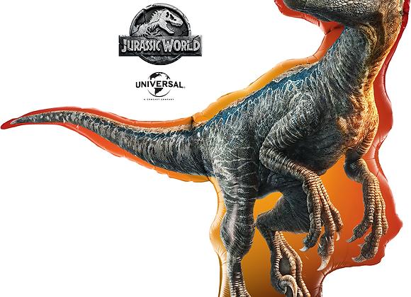 Jurassic World - Dinosaur - Qualatex Large Foil Balloon