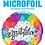 Thumbnail: Congratulations - Bright Balloons -  Qualatex Small Foil Balloon