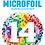 Thumbnail: Rainbow Confetti - 14 - Qualatex Small Foil Balloon