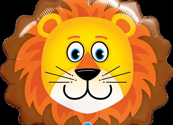 Lion - Qualatex Large Foil Balloon