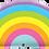 Thumbnail: Radiant Rainbow - Qualatex Large Foil Balloon