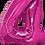 Thumbnail: Hot Pink - 4 - Qualatex Large Foil Balloon