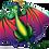 Thumbnail: Dragon - Qualatex Large Foil Balloon
