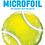 Thumbnail: Tennis Ball  - Qualatex Small Foil Balloon