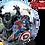 Thumbnail: Avengers - Qualatex Bubble Balloon