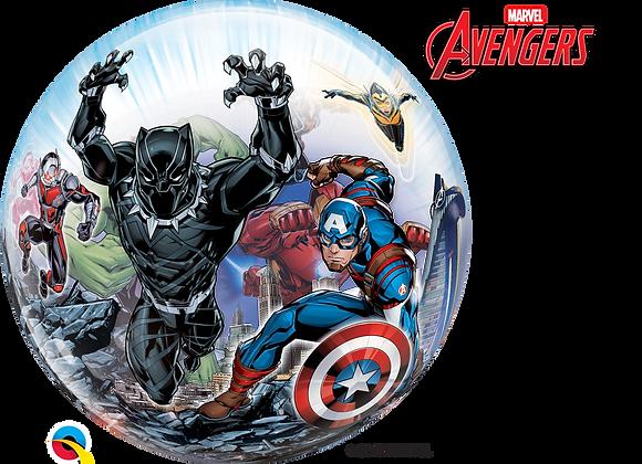 Avengers - Qualatex Bubble Balloon
