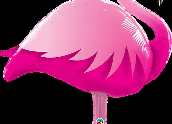 Pink Flamingo - Qualatex Large Foil Balloon