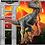 Thumbnail: Jurassic World - Dinosaur - Qualatex Large Foil Balloon