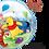 Thumbnail: Winnie the Pooh - Qualatex Bubble Balloon