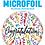 Thumbnail: Congratulations Streamers - Qualatex Small Foil Balloon