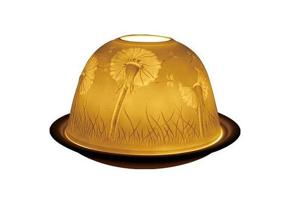 Dandelion Domed Tea Light
