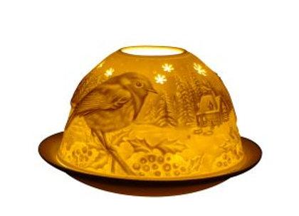 Robin Domed Tea Light