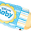 Thumbnail: Welcome Baby Bottle - Blue - Qualatex Large Foil Balloon