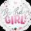 Thumbnail: Birthday Girl - Pink dots
