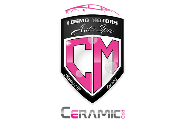 Cosmo Motors Auto Spa Logo