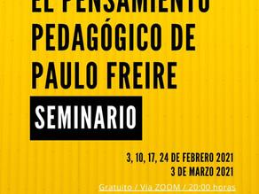 La juventud y el pensamiento pedagógico de Paulo Freire
