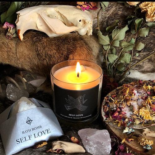 Self Love Ritual Kit