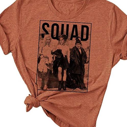 Sanderson Squad