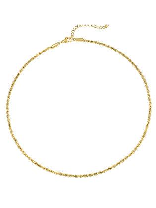 """""""Vintage Roma Fine Gold"""" Halskette"""
