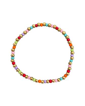 """Multicolour"" Edelstahl Armband"