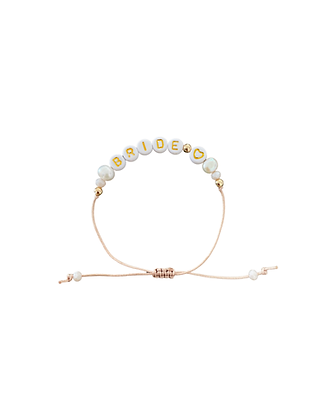 """Bride Simple"" Armband"