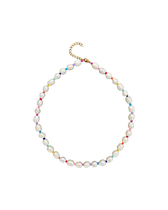 """Multi Pearl"" Halskette"