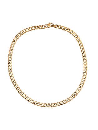 """""""Bold Chain Gold"""" Halskette"""