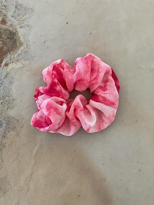 """Scrunchie """"Dip Dye Pink"""""""