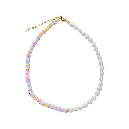 """Katsuki Pearls"" Halskette"