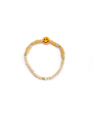 """""""Happy Face Orange"""" Armband"""