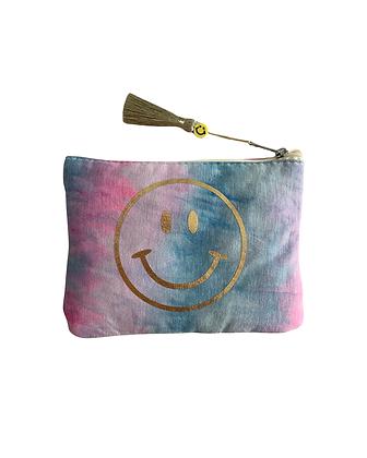 """Happy Cotton Bag"" Blau"