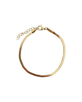 """Milano Fine Gold"" Armband"