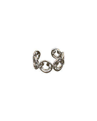 """""""Happiness Silber"""" Ring"""