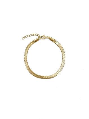 """Milano Gold"" Armband"