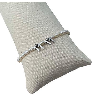 """""""11:11"""" Silber Armband"""