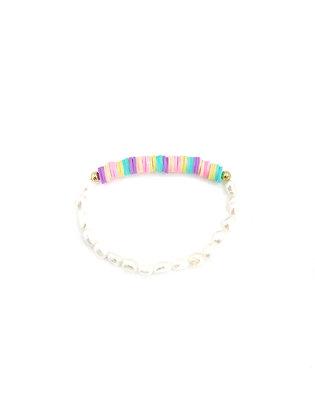 """Rainbow"" Armband"
