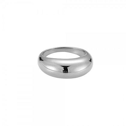 """""""Barcelona Silber"""" Ring"""