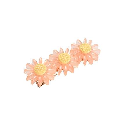 """""""Daisy Clip Orange"""" Haarspange"""